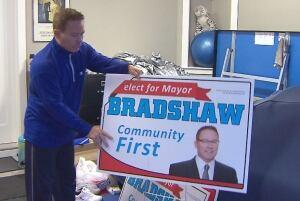David Bradshaw Whie Rock mayoral candidate
