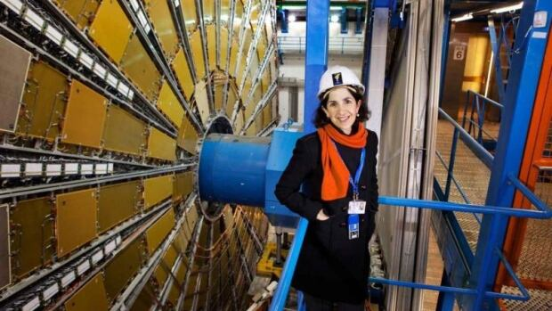 "Gianotti, who won world attention in 2012 for her leadership role in CERN's discovery of the long-sought ""Higgs boson"", will take up the post in January 2016 as scientists there look to new findings on the origin and make-up of the universe."