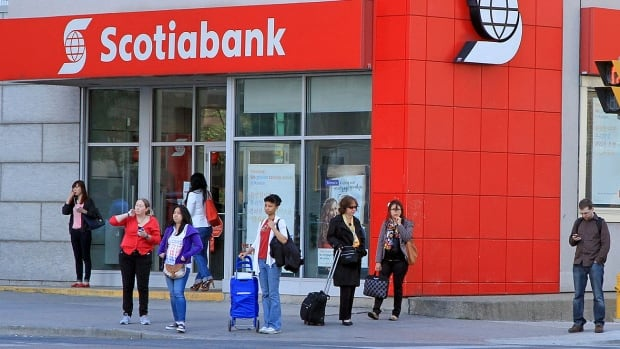 Scotiabank is cutting 1,500 jobs and scaling back on risk. Don Pittis says part of the reason is that it wants to be ready to cope with the uncertainties of the Canadian property market.