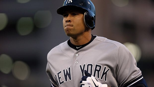Alex Rodriguez of the New York Yankees has reportedly admitted to taking performance enhancing drugs to the Drug Enforcement Administration.
