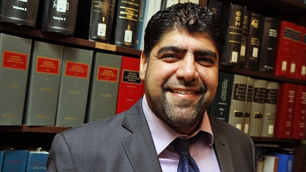 Hussein Hamdani, 42, is a Hamilton-based corporate and real estate lawyer – but he's also one of the founding members of the Canadian government's cross-cultural roundtable on national security.