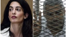 Amal Clooney wants Stephen Harper to 'pick up phone' to free Mohamed Fahmy