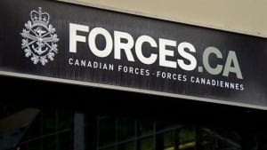 Veteran Affairs Canada office