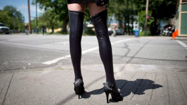 A group of current and former sex workers in Vancouver say the Conservative government's new prostitution law will continue to put them in danger.