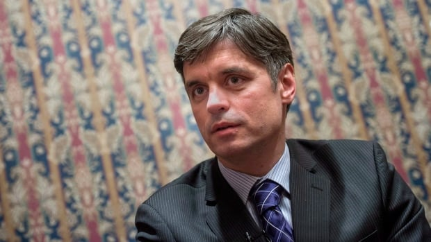 Vadym Prystaiko, Ukraine's deputy foreign minister and the former ambassador to Canada, says Russian President Vladimir Putin must be stopped, for the sake not just of Ukraine but also Europe and Russia as well.