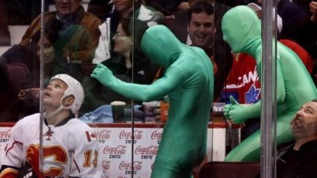 Canucks' Green Men Retiring At End Of The Season