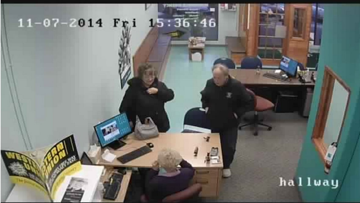 Security Camera Footage From Homes Businesses Broadcast Online Manitoba Cbc News