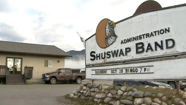 A band election was held Friday on the Shuswap First Nation, which is located near Invermere, B.C.