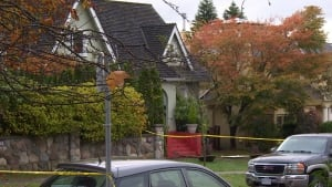 Woman killed in Vancouver home