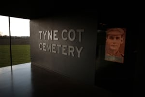 Tyne Cot Commonwealth War Graves Commission cemetery