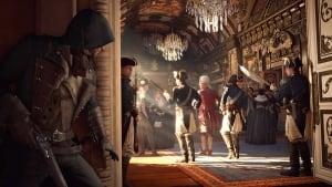 Assassin's Creed Unity interior shot