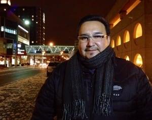 Grand Chief David Harper, Manitoba Keewatinowi Okimakanak