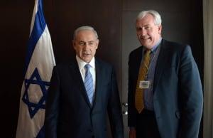 Kevin Vickers Benjamin Netanyahu