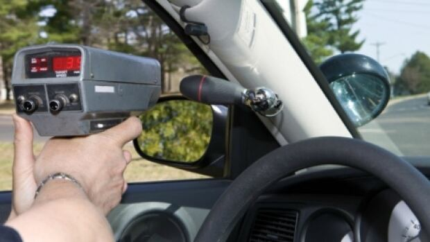 How many Edmonton drivers are sent photo radar tickets after being caught going fewer than 5 km/h over the speed limit?