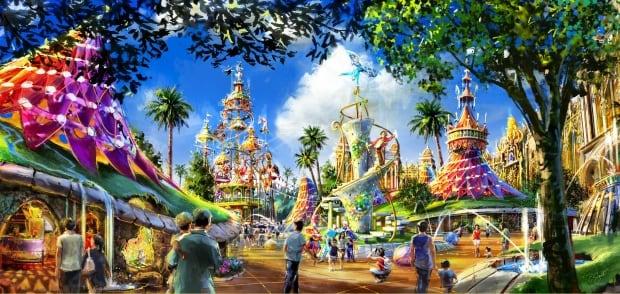cirque du soleil to open major theme park in mexico arts entertainment cbc news. Black Bedroom Furniture Sets. Home Design Ideas