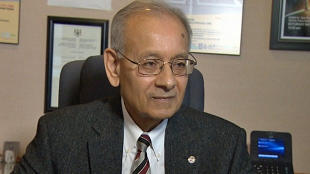 Toronto Police Services Board chair Alok Mukherjee says he only intended to spark discussion with his controversial Facebook post.