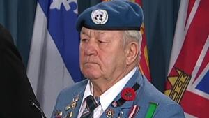 Ron Clarke angry veteran screencap
