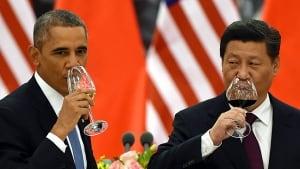 APTOPIX China US Obama