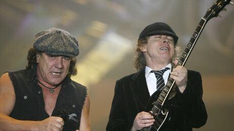 Angus Young-Brian Johnson