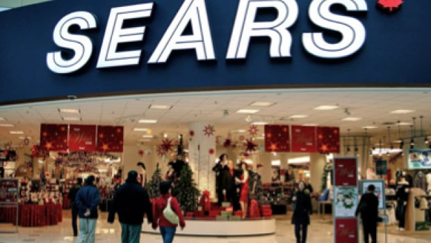 Scotiabank is taking over the Sears Canada credit card as well as other Canadian credit operations from JPMorgan Chase.
