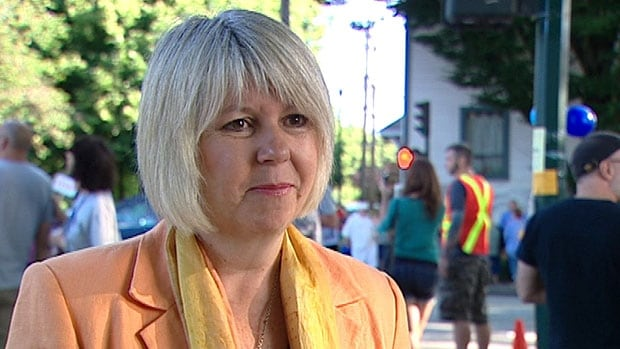 Vancouver councillor Adriane Carr now heads the largest caucus of Green Party members ever elected in Canada.