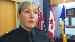 Det.-Sgt. Natalie Aitken of the Winnipeg Police Service