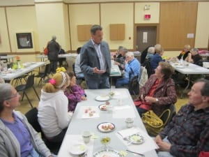 Greg Rickford at Kenora legion