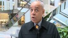 Larry Rousseau PSAC regional vice-president Ottawa Nov. 17 2014