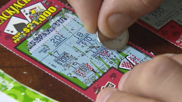 The percentage of B.C. adults playing lotteries is up 23 per cent since 2008, according to a new study.