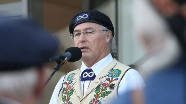 Clement Chartier, head of the Métis National Council, wrote to Prime Minister Stephen Harper earlier this year, urging him to accept the Appeal Court's decision and restrict the definition of Métis to people in central and western Canada.