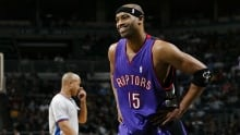 Vince Carter honoured with Raptors' tribute video