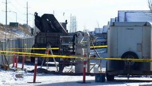 Cranston workplace accident