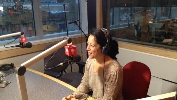 Councillor-elect Alexa Loo in conversation with Rick Cluff of CBC Vancouver's Early Edition
