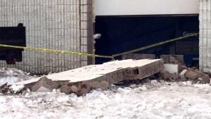Brick wall workplace fatality