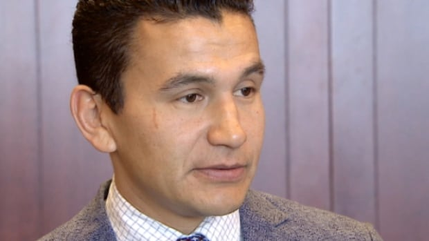 Wab Kinew, whose father went to a residential school, hopes the session will change the way people interact with the aboriginal community in Edmonton.