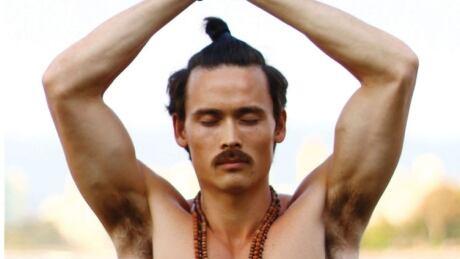 Moustache Gravy calendar - Kistilano Yogi - September