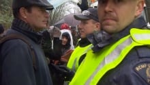 More Kinder Morgan protesters arrested on Burnaby Mountain