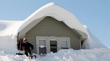 Buffalo winter weather