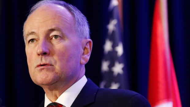 Canadian Minister of National Defence Rob Nicholson called Russia's actions in Ukraine 'completely unacceptable' at the International Security Forum in Halifax on Saturday.