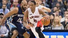 East-leading Raptors visit LeBron James, Cavaliers