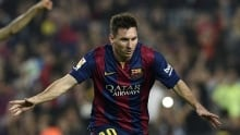 Lionel Messi sets all-time La Liga record with 252nd goal