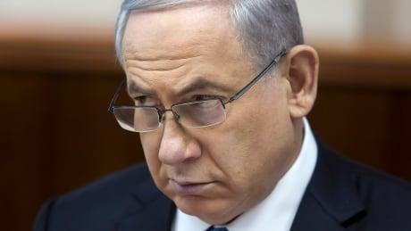 Israel PM Benjamin Netanyahu