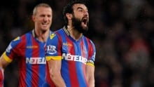 Liverpool's woes continue with loss to Palace