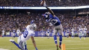 Odell Beckham makes catch of the year, maybe ever