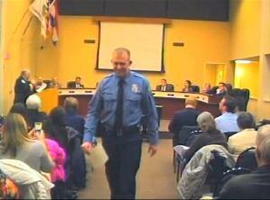 Ferguson-Police Officer