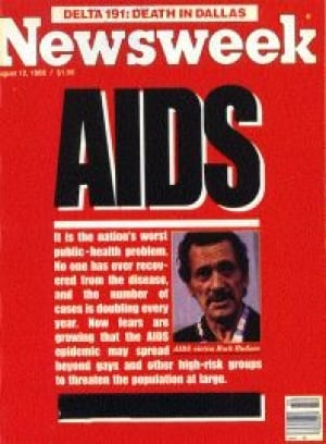 The Early Days of AIDS - Home | Rewind with Michael ...