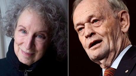 Margaret Atwood, Jean Chrétien