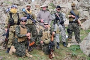 Soldiers from western nations recruited to fight against ISIS