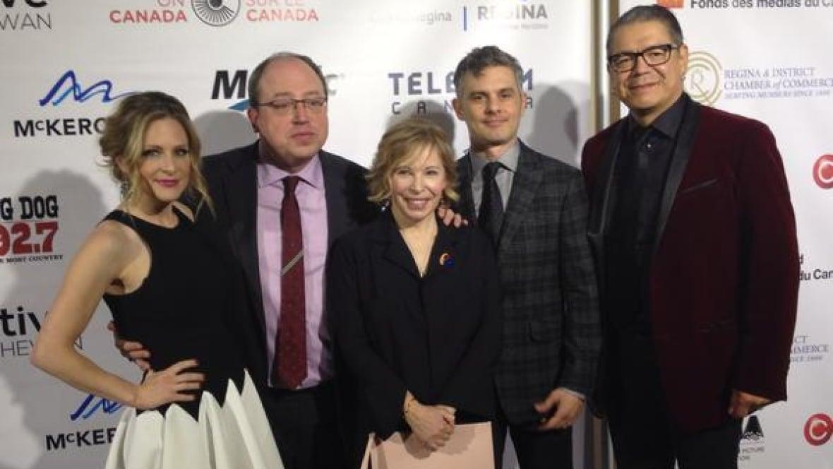Corner Gas The Movie Premieres In Regina Saskatchewan