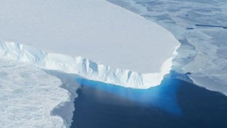 Underwater robot measuring Antarctic sea ice a huge step